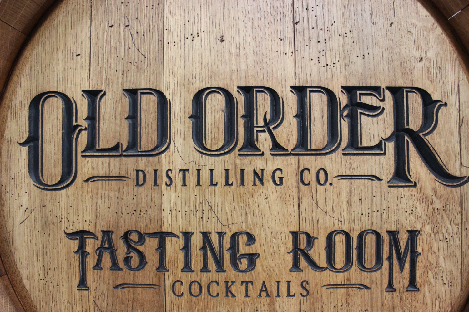 Old Order Distilling Co Penticton Okanagan Distillery
